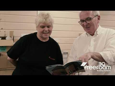 Colin St John Refelcts On Freefoam 30 Year Anniversary