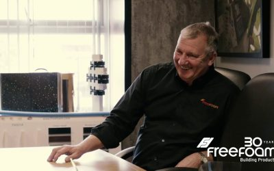 New Freefoam Video Featuring Technical Operations Manager, Geoff Barnett