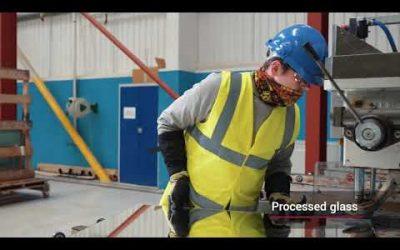 Glassolutions Opens Glass Distribution Centre
